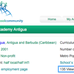 New features on International School Community #2: Number of comments, school profile views counter, and more!