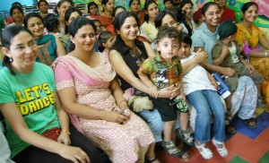 4 -- Parent's Orientation at Ashmah Int.School