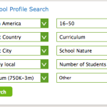Using the School Profile Search feature on International School Community: Search Result #10
