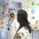 An experience of a lifetime: visit to John Donne School (UK) from a school in India