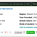 Check out the new and improved school profile page + 26 more comment topics!