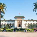 Traveling Around: Casablanca, Morocco (The life of an international school teacher is good!)