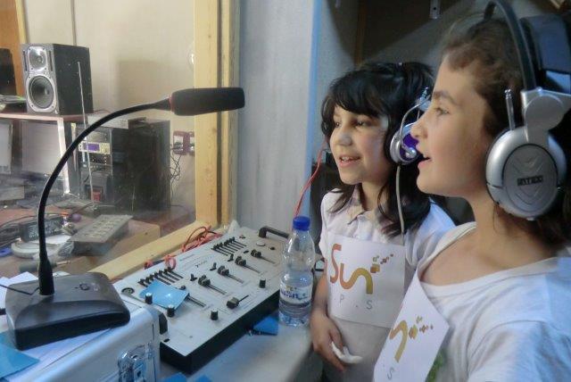 Al-Shams School, Syria