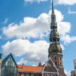 Traveling Around: Riga, Latvia (The life of an international school teacher is good!)