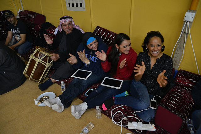 Arabic students