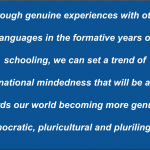 Teaching and Learning Through a Multilingual Lens in the Early Years (Part 2/3)