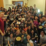 Traveling the world and getting to know more than 30,000 people through pancakes