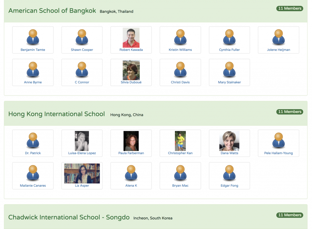 International School Community