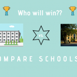 The Unique ISC Compare Schools Page: It's School vs. School!