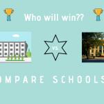 The Unique ISC Compare Schools Page: It's School vs. School!